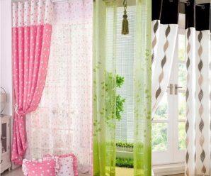 Ideas para que estrenes cortinas en casa